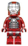 LEGO Iron Man Mark 5