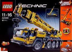 Lego 42009 1