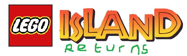 Lego Island Returns logo