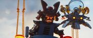 The LEGO Ninjago Movie 3
