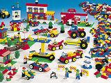 9287 Bonus LEGO Town