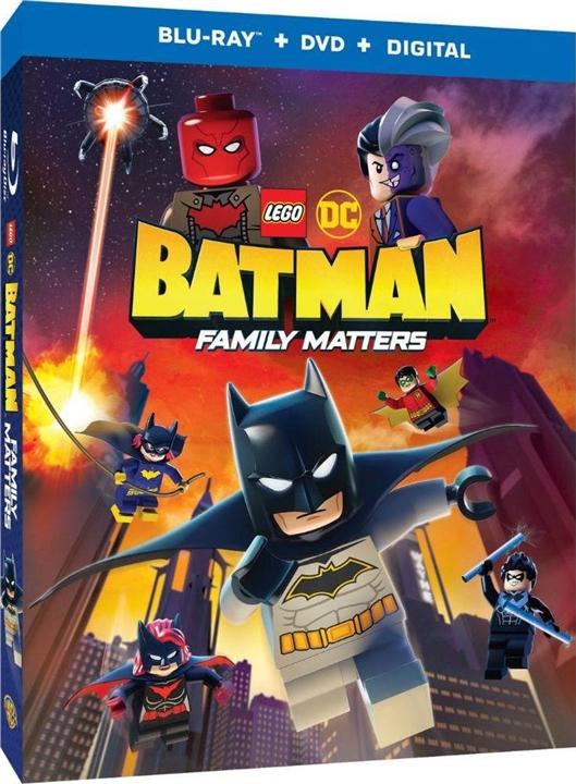 Lego Dc Batman Family Matters Brickipedia Fandom