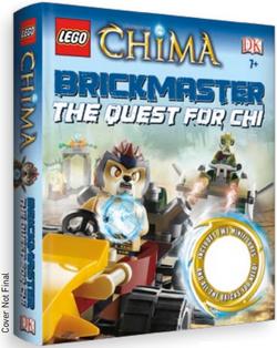 2013 Legends of Chima Brickmaster