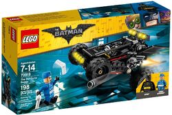 70918 The Bat-Dune Buggy Box