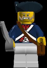 Lt. Horn Kordso