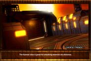 Mission Ordeal of Fire Loading Platform