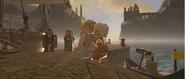 Secret ending cutscene