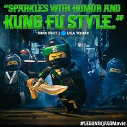 Vignette Ninjago Movie 25