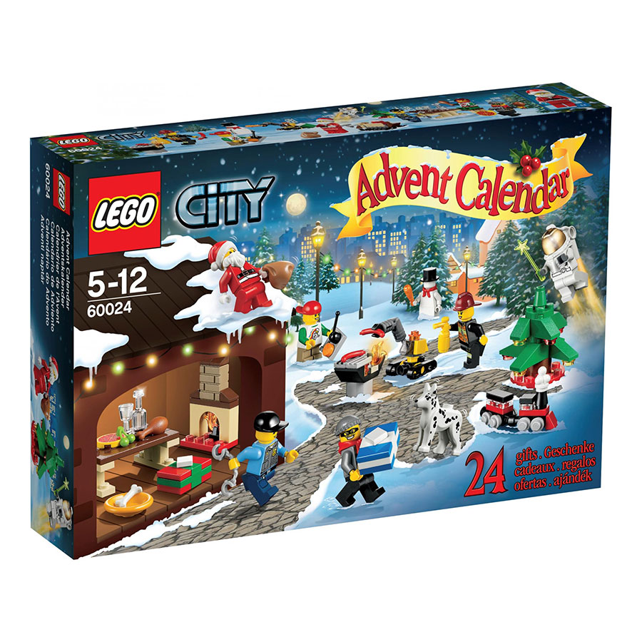 lego adventi naptár 2019 60024 City Advent Calendar | Brickipedia | FANDOM powered by Wikia lego adventi naptár 2019