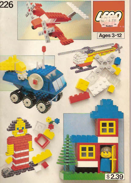 Idea book pdf lego