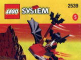 2539 Batwing Flyer
