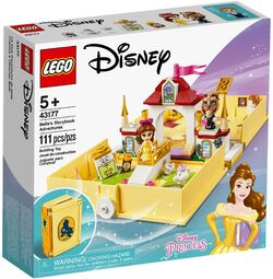 43177 Belle's Storybook Adventures Box