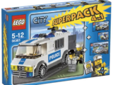 66363 City Super Pack 4 in 1
