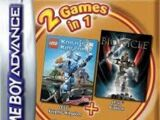 2 Games in 1: Knights Kingdom + Bionicle (game)