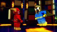 Flash et Docteur Fate-Flash