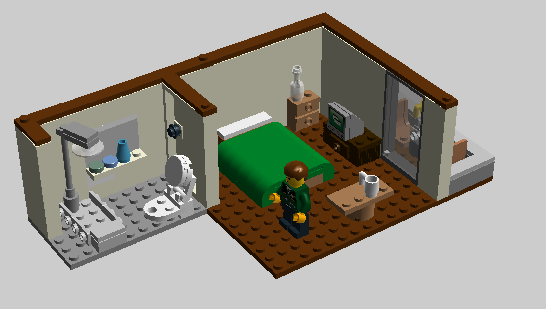 Custom:Hotel Room 1 | Brickipedia | FANDOM powered by Wikia