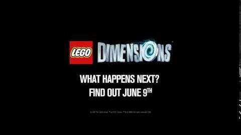 LEGO Dimensions Teaser One