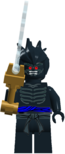 Lord Garmadon (Unfolded)