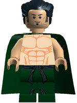 Ra's Al Ghul (Ultimate, in game)