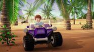 41010 Le buggy de plage d'Olivia