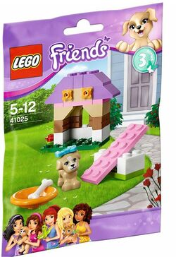 41025 Puppy's Playhouse pack