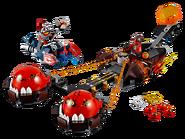 70314 Le chariot du chaos du Maître des bêtes