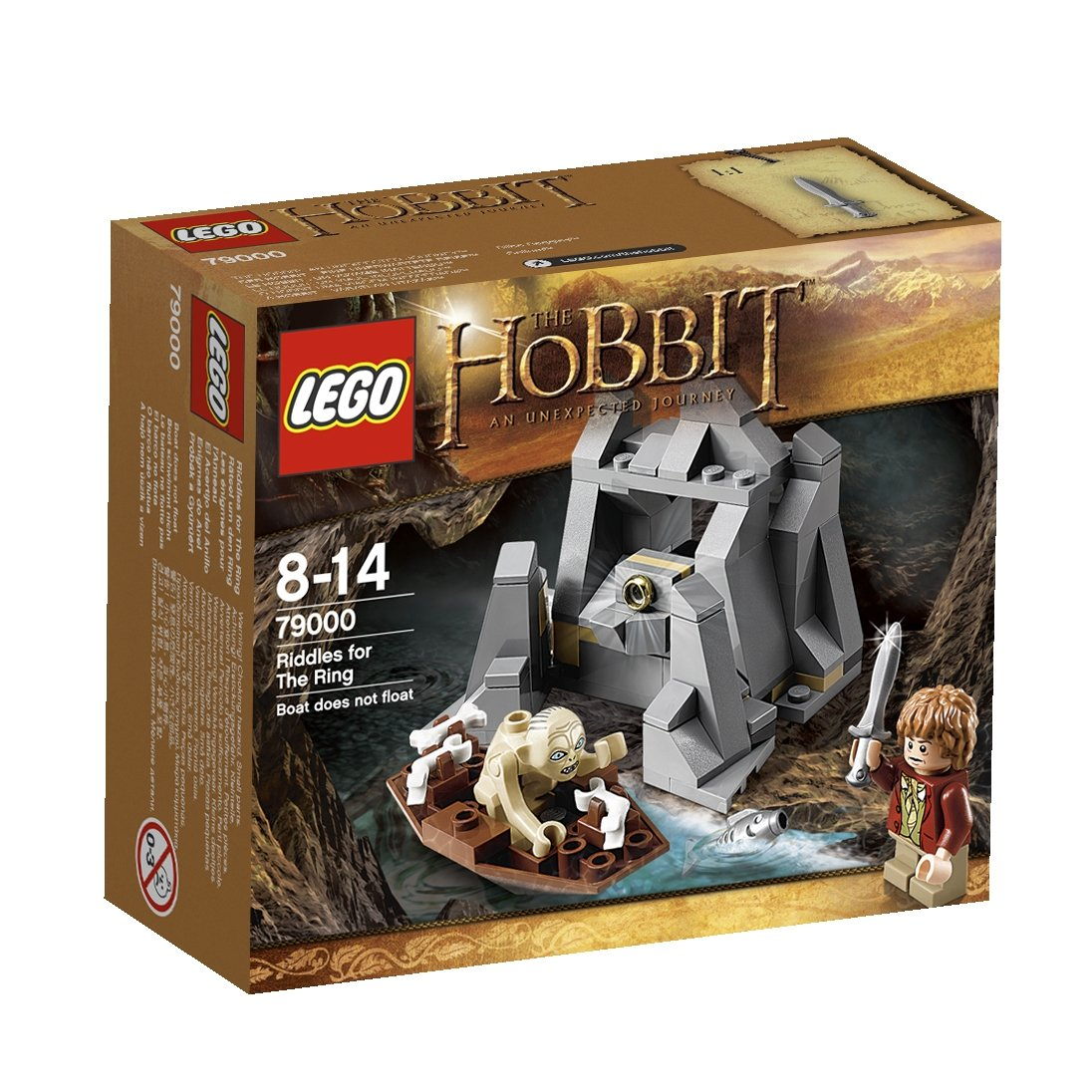 Lego 79001 The Hobbit Spider Net Cloth Bag Minifigure Accessory
