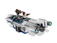 8128 Cad Bane's Speeder 2