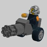 Bolt's Machine Gun