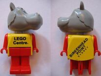 Hannah Hippopotamus - LEGO Centre