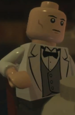 Lex Luthor White Tux 3