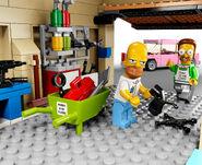 The Simpsons Haus 9