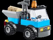 10667 Boîte de construction du chantier 2