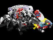 76163 Le véhicule araignée de Venom 3