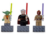 852555 Magnet Set CW Yoda 2009