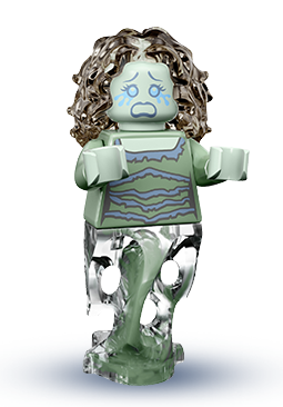 NEW LEGO MINIFIGURES SERIES 14 71010 Banshee