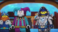 Clay, Jestro and King Halbert