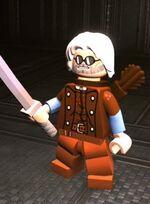Custom Old Hawkeye