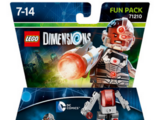71210 DC Cyborg Fun Pack
