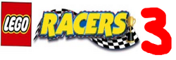 LEGO Racers 3 Logo