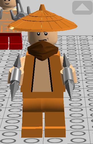 Ninja Master Kenny