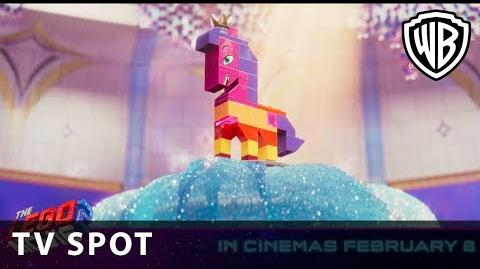 The LEGO Movie 2 - Beyond The stars - Warner Bros. UK