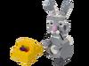 40053 Le lapin de Pâques et son panier