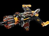 70747 Le jet multi-missiles 2