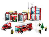 Große Feuerwehrstation 7208