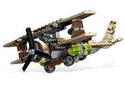 7786 Scarecrow Plane