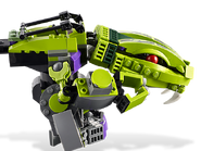 9455 Le robot Fangpyre 4