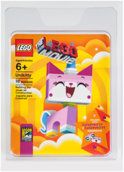 Comic con Unikitty