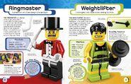 LEGO Minifigures Character Encyclopedia 1