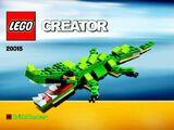 20015 Alligator